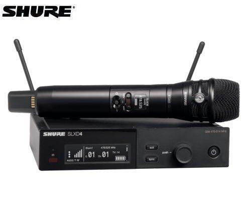 SHURE ハンドヘルドセット B帯 SLXD24J/K8B-JB