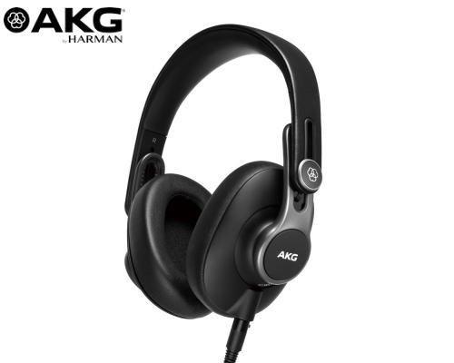 AKG 密閉型スタジオヘッドホン(3年保証モデル) K371-Y3※在庫限り