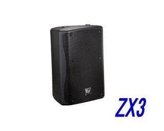 EV エレクトロボイス ZX3-90B ブラック ※指向性(水平×垂直):90°×50°