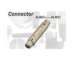 XLR 変換パーツ☆メス⇔メス TDX303(CA303)