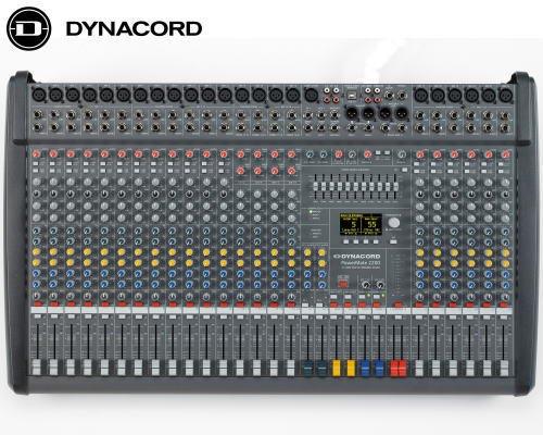 DYNACORD ダイナコード パワードミキサー PowerMate2200-3 ※受注発注品・期2か月〜