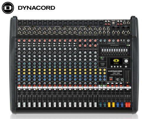 DYNACORD ダイナコード アナログミキサーCMS 1600-3 (ノンパワード)