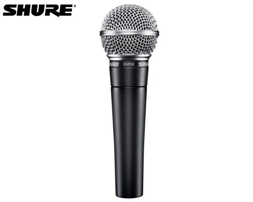 SHURE ボーカルマイクロホン  SM58LCE 正規輸入品
