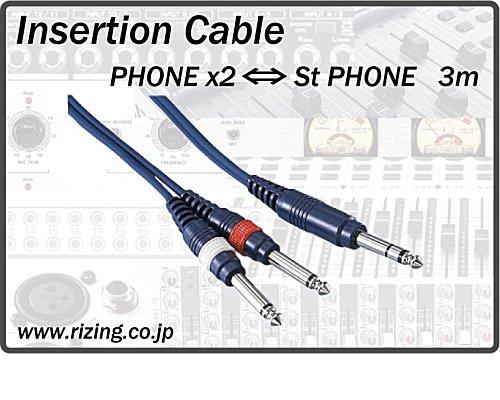インサーション/センドリターン ケーブル 3M TD-30PSP(KP30PSP)