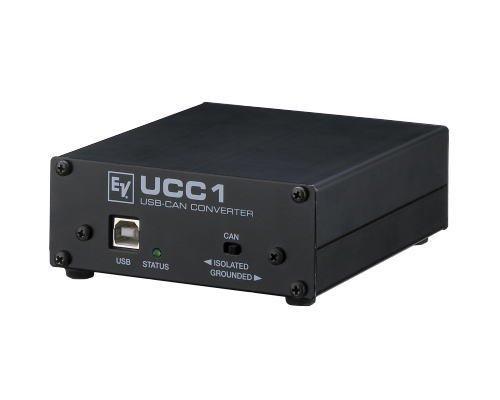 EV エレクトロボイス UCC1  USB-CANコンバータ