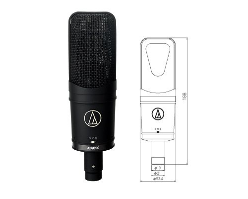 audio-technica  AT4050  オーディオテクニカ