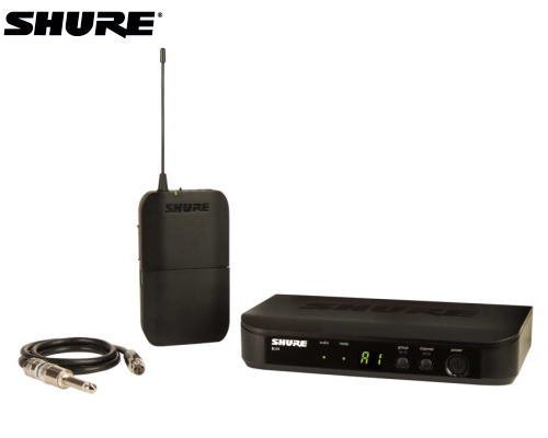 SHURE ワイヤレスセット BLX14