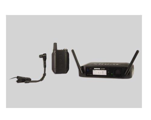 SHURE 楽器用ワイヤレスシステム GLXD14/BETA98H