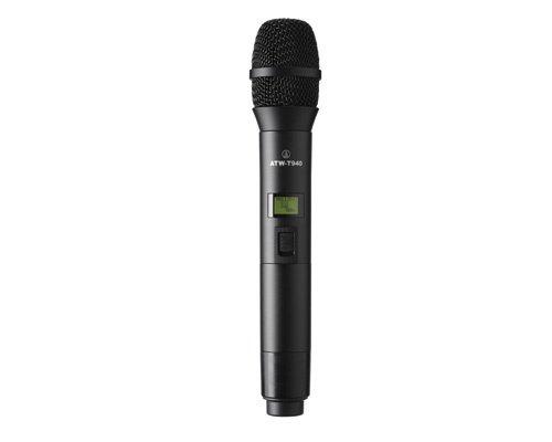 audio-technica ATW-T940B ワイヤレスハンドヘルドマイクロホン