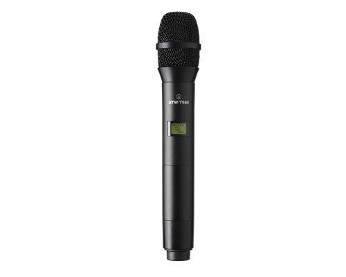 audio-technica ATW-T980B ワイヤレス ハンドヘルドマイクロホン