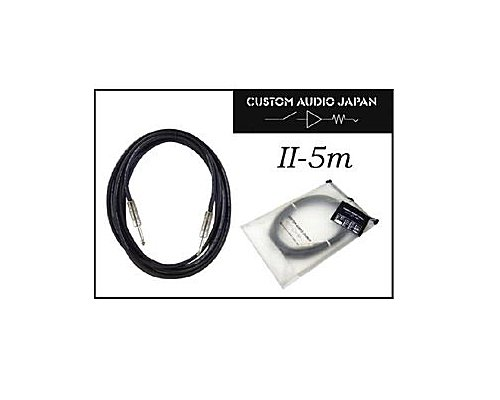 CUSTOM AUDIO JAPAN/ii-5M シールド