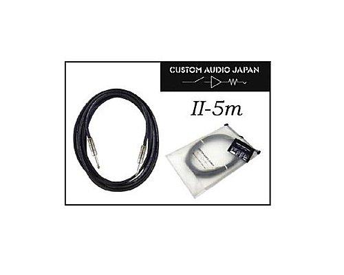 CUSTOM AUDIO JAPAN/ii-5M シールド