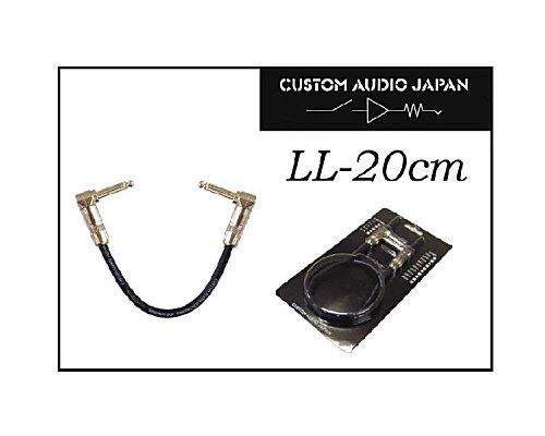 CUSTOM AUDIO JAPAN パッチケーブル・コード LL-20