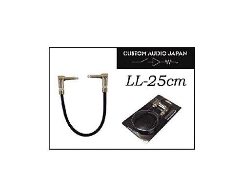 CUSTOM AUDIO JAPAN パッチケーブル・コード LL-25