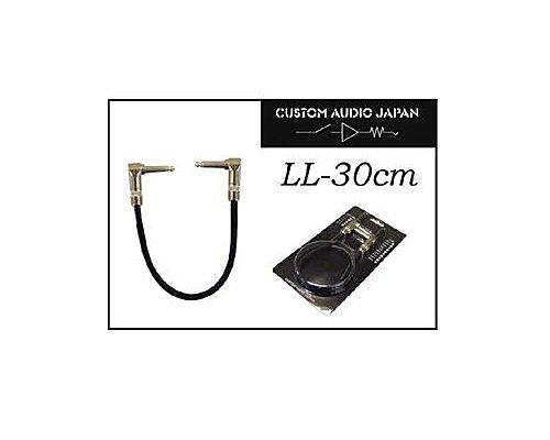 CUSTOM AUDIO JAPAN パッチケーブル・コード LL-30