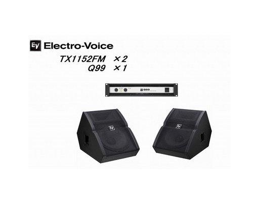 EV  エレクトロボイス  Tour Xシリーズ   Package4