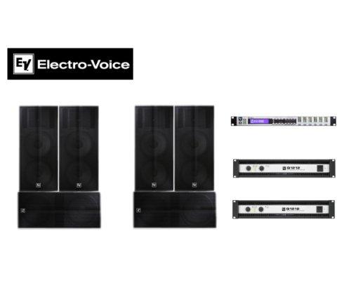 EV  エレクトロボイス  Tour Xシリーズ   Package7