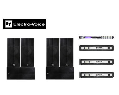 EV  エレクトロボイス  Tour Xシリーズ   Package8