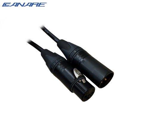 カナレ マイクケーブル 1.5m XLR  EC015B-XX