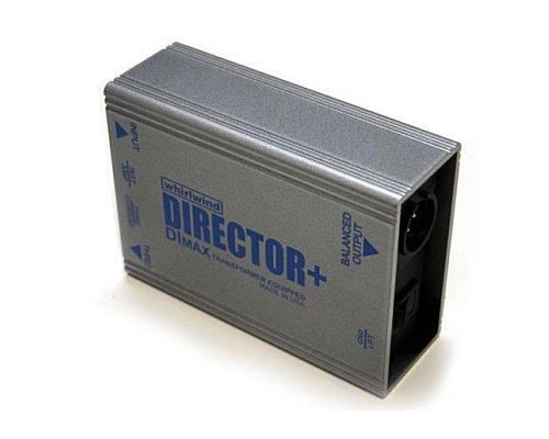 whirlwind パッシブダイレクトボックス/DIボックス DIRECTOR-Plus