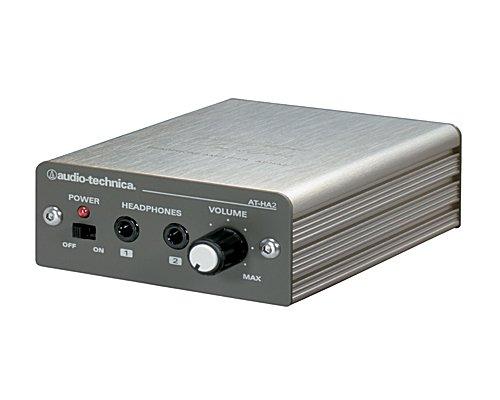 audio-technica ヘッドホンアンプ AT-HA2