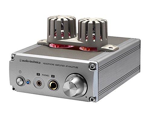 audio-technica ヘッドホンアンプ AT-HA22TUBE