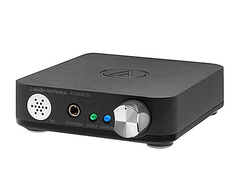 audio-technica USBヘッドホンアンプ AT-HA90USB