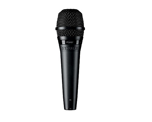 SHURE カーディオイド・ダイナミック・楽器用マイクロホン PGA57-LC 正規輸入品