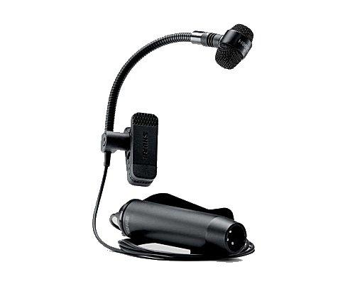 SHURE カーディオイド・コンデンサー・楽器用マイクロホン PGA98H-TQG 正規輸入品