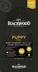 BLACKWOOD PUPPY
