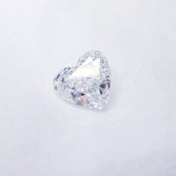 ハートシェイプダイヤモンド ルース 1.57ct F-VS2