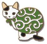 ピンバッジ/ドロボー猫/ポタリングキャット