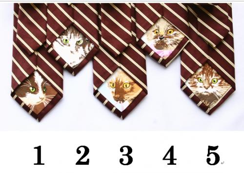 隠れネコタイ レッド/kitten's ribbon <img class='new_mark_img2' src='https://img.shop-pro.jp/img/new/icons49.gif' style='border:none;display:inline;margin:0px;padding:0px;width:auto;' />
