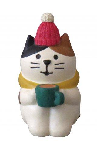 クリスマス/寒がり猫/デコレ/concombre
