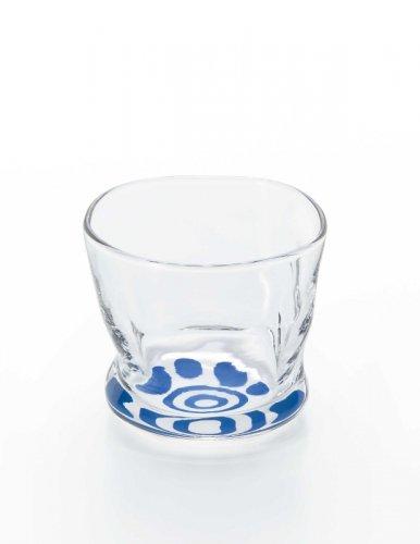 利き猪口nikuQグラス/馴染みグラス/グラス