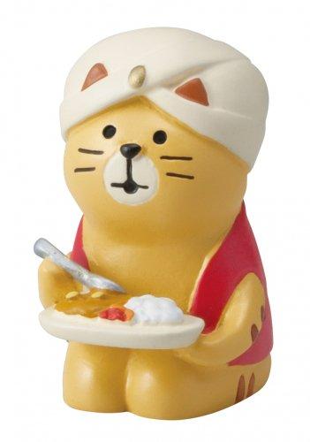 カレー猫/NEW純喫茶コンブル/デコレ/concombre