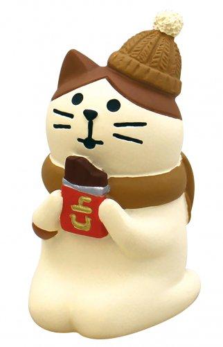 チョコ猫/デコレ/concombre