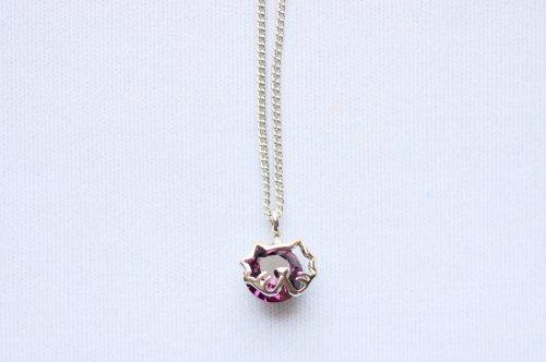 ◆ハンドメイド◆MIMI's accessory/ネックレス/ヒゲ猫