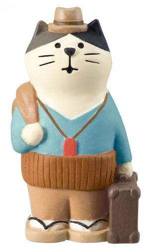 旅猫/柴又・フーテンの猫/デコレ/concombre