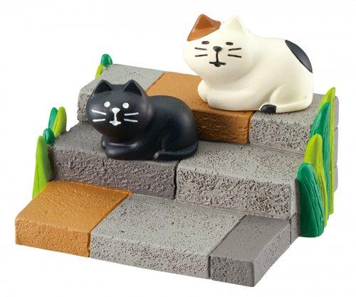旅猫/谷根千・だんだん猫/デコレ/concombre