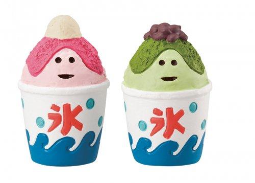 夏祭り/かき氷/デコレ/concombre