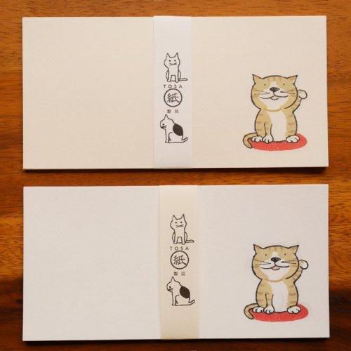 招き猫/一筆箋/necoya