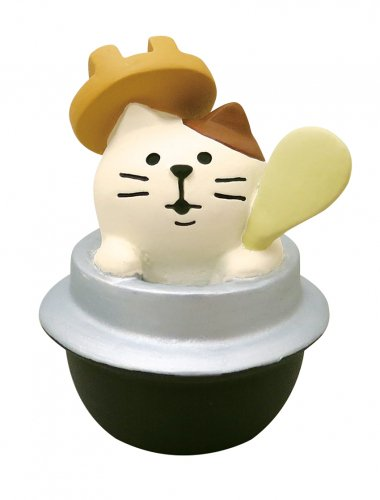 お月見2019/釜めし猫/コンコンブル/concombre