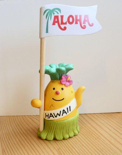 ハワイ/旅猫 in HAWAII/ウェルカムパイナップル/デコレ/concombre
