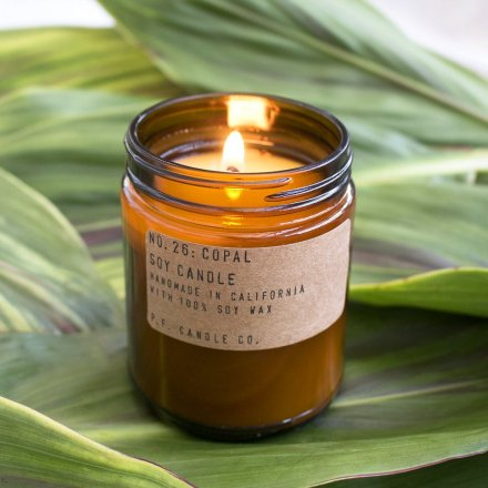 COPAL / SOY CANDLE