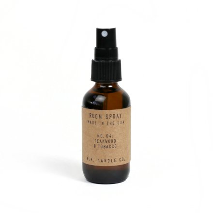 TEAKWOOD & TOBACCO / Room Spray