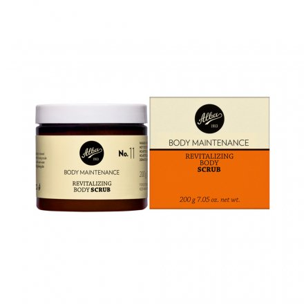 Alba1913 / REVITALIZING BODY SCRUB