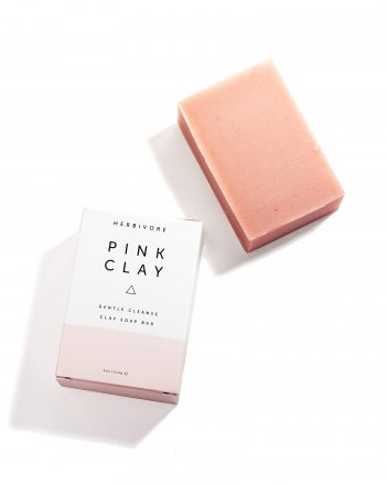 HERBIVORE / FACE&BODY SOAPS (PINK CLAY)