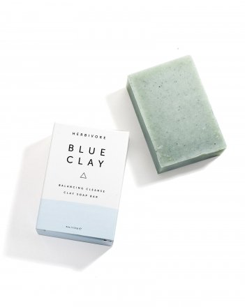 HERBIVORE / FACE&BODY SOAPS (BLUE CLAY)