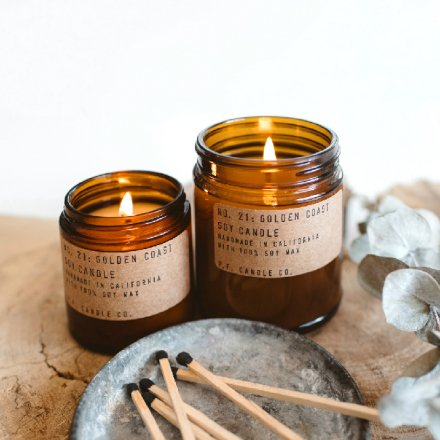GOLDEN COAST / SOY CANDLE